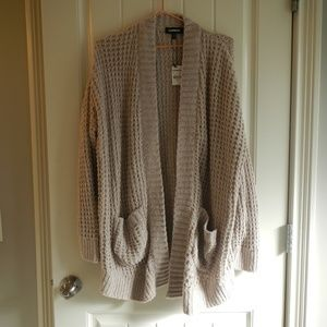 Express Cozy Chenille Cover Up